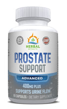 Load image into Gallery viewer, Prostate Support Advanced | 60 Capsules | Herbal Extracts