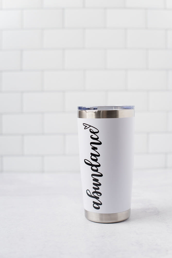 New Year, New Word Travel Mug