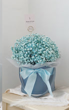 Load image into Gallery viewer, Baby's Breath Bloom Bucket (Blue)