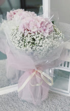 Load image into Gallery viewer, Pink Hydrangea