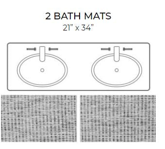 bathroom mat, rugs for bathrooms, size for 2x3 mat for bathroom,