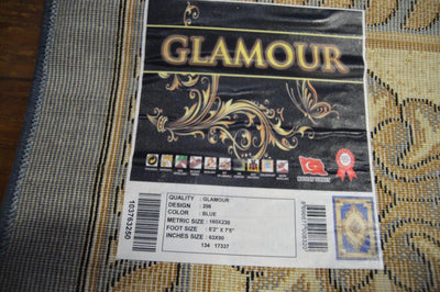 Glamour 206 Blue