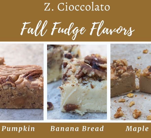 Fall Flavor 6-Pack  - $34