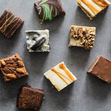 9 Piece Fudge Box - $50