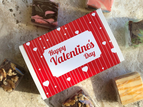 Valentine's Box (Red) - Choose Your Own