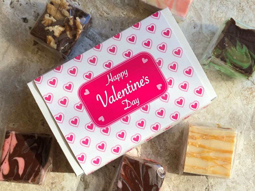 Valentine's Box Pink - Let Us Decide