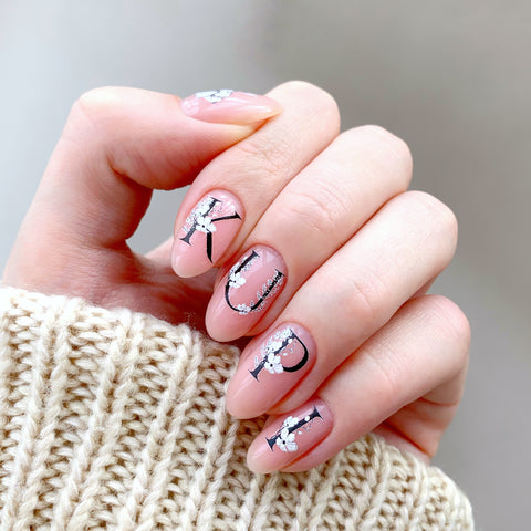 Slider.RF waterslide nail decals