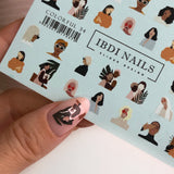 IBDI nail slider for manicures and pedicures