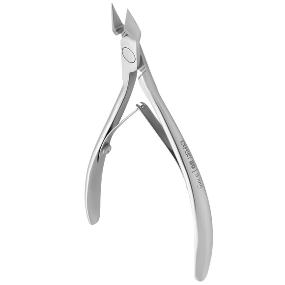 STALEKS PRO Expert 80 9mm cuticle nipper for manicures and pedicures