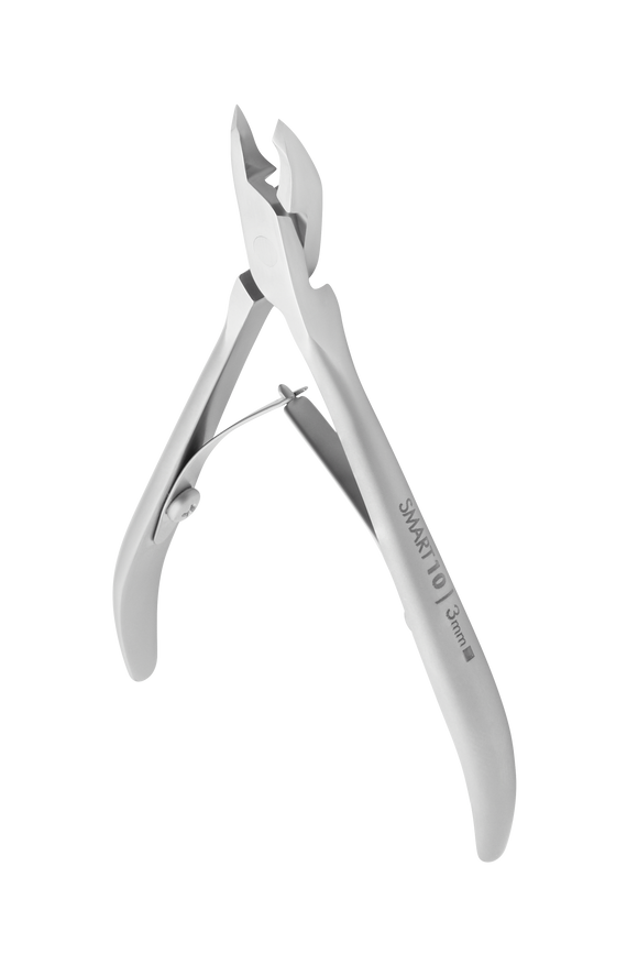 STALEKS PRO Smart 10 3mm blade length cuticle nipper