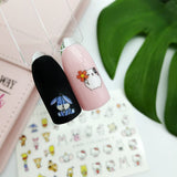 Make your nails super cute with fun decals