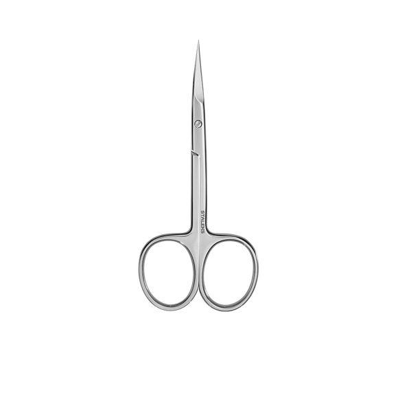 STALEKS PRO Classic 20 cuticle nail scissors for manicures and pedicures