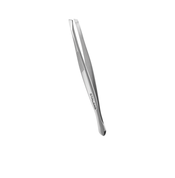 STALEKS PRO Classic 10 tweezers for manicures and pedicures