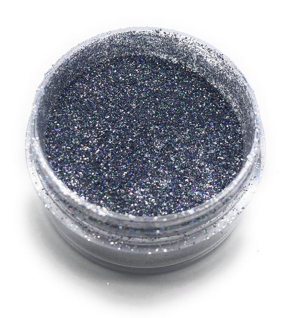 NOCTIS Silver holographic pigment powders