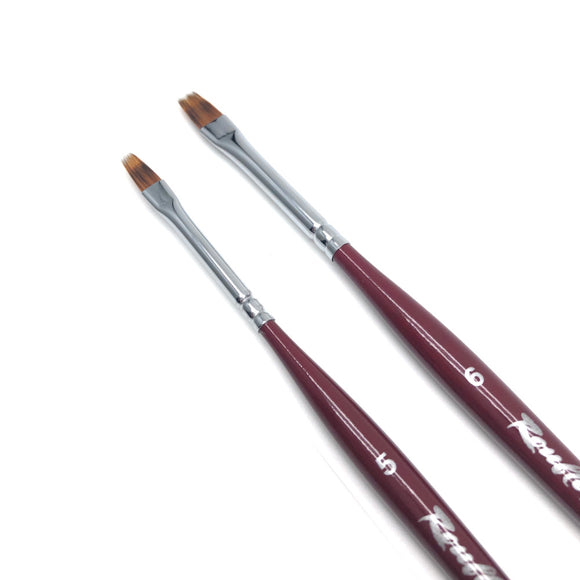 Roubloff DBGCR Nail art brushes for gradients