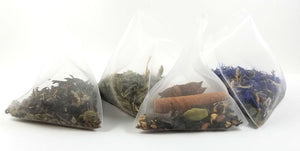 Drink and Donate — Single Flavor — 20 Tea Bags + 20 Honey Sticks
