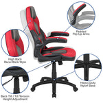 Red-black Racing Gaming Chair