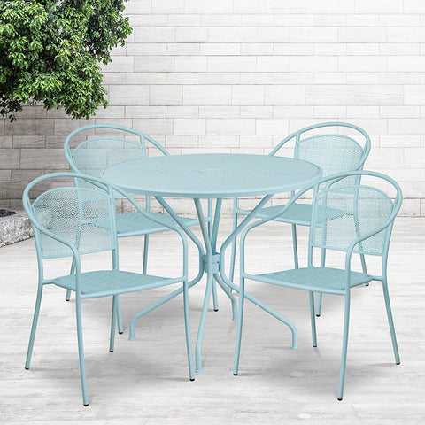 35.25rd Sky Patio Table Set