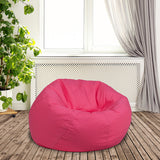 Hot Pink Bean Bag Chair