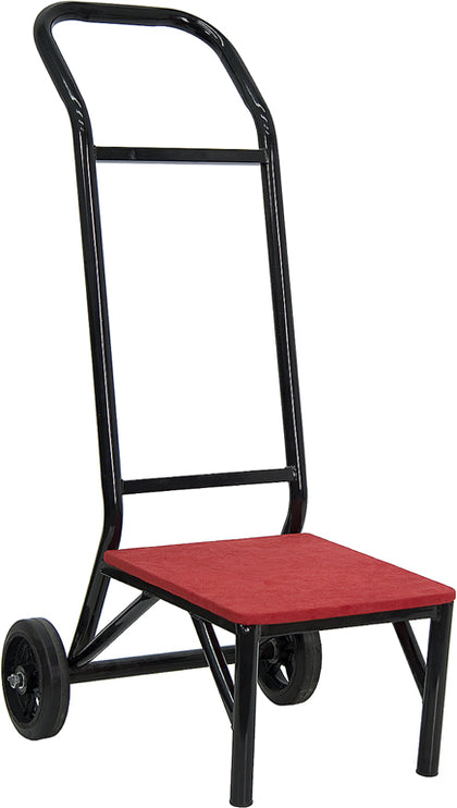 Black Stack Chair Dolly