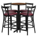24rd Wa Bar Table-bg Vyl Seat