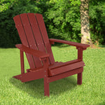 Red Wood Adirondack Chair