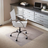 45x53 Clear Carpet Chair Mat