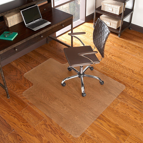 36x48 Hard Floor Chair Mat-lip