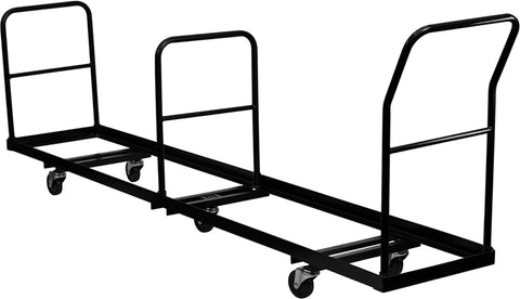 Black Folding Chair Dolly - 50