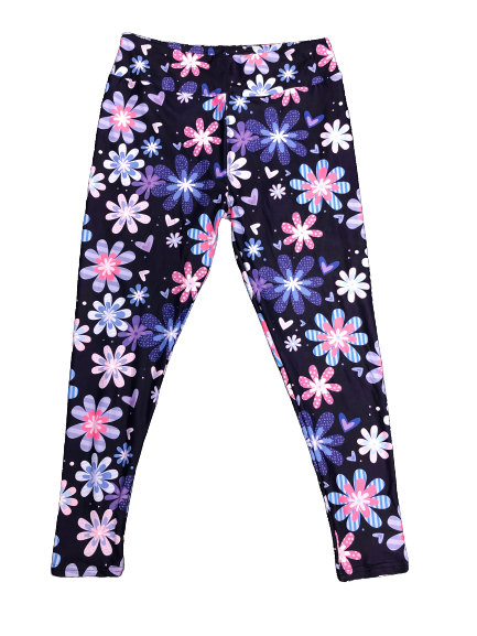 Crazy Daisies without pockets