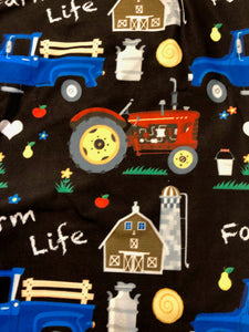 Farm Life, Red Tractor (Adult)