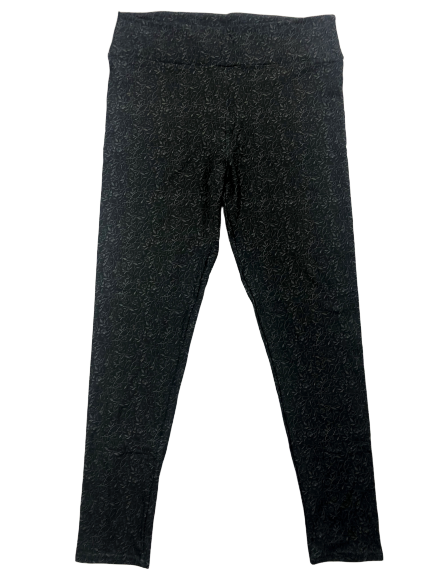 Shadow Vines full length legging NO pockets