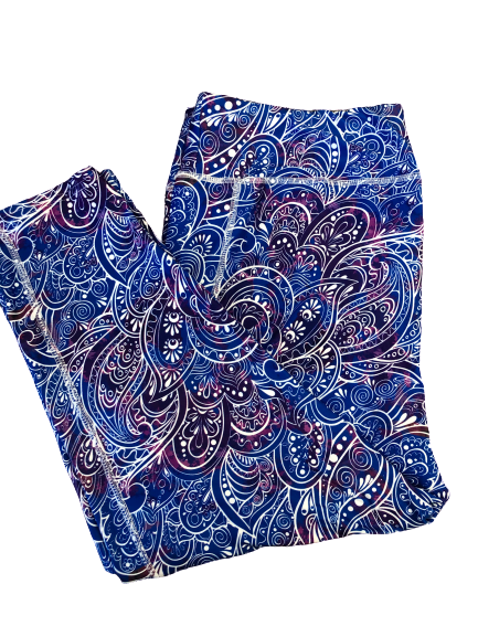 Paisley Splash (adult)