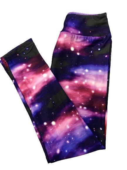 The Final Final Frontier (kid size leggings)