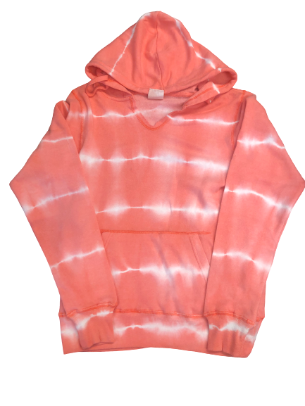 Dreamsicle Tie Dye Hoodies
