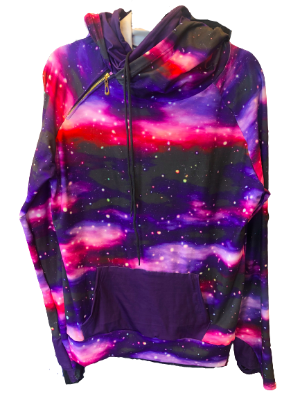 Final Final Frontier Whimsies brand hoodie