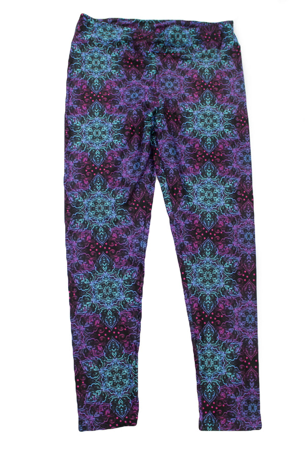 Kaleidoscope full length legging NO pockets