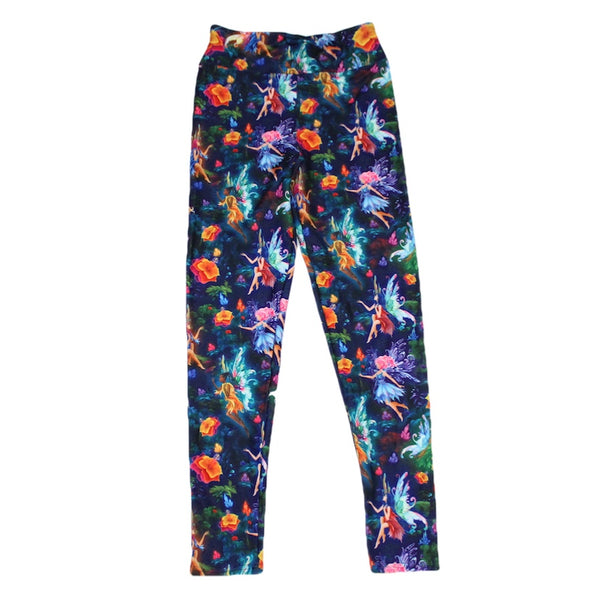 Woodland Fairies Full Length Legging NO pockets