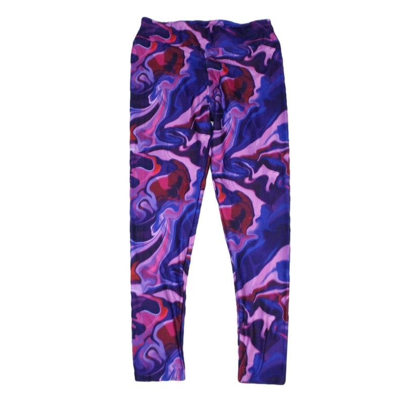 Marbleized Full Length Legging NO pockets