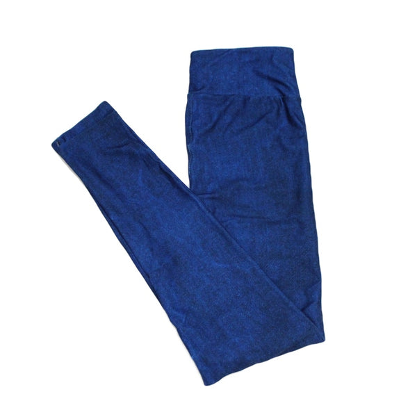 Denim Full Length Legging NO pockets