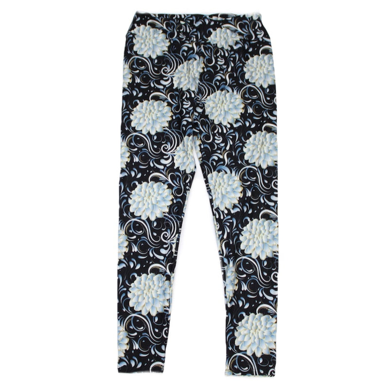Chrysanthemum Full Length Legging NO pockets