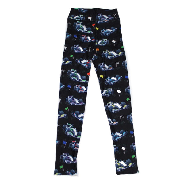 Indy Cars (kid size leggings)