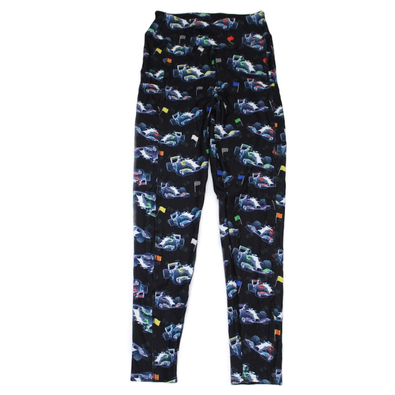 Indy Cars Full Length Legging with pockets