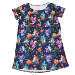 Woodland Fairies Night Shirt