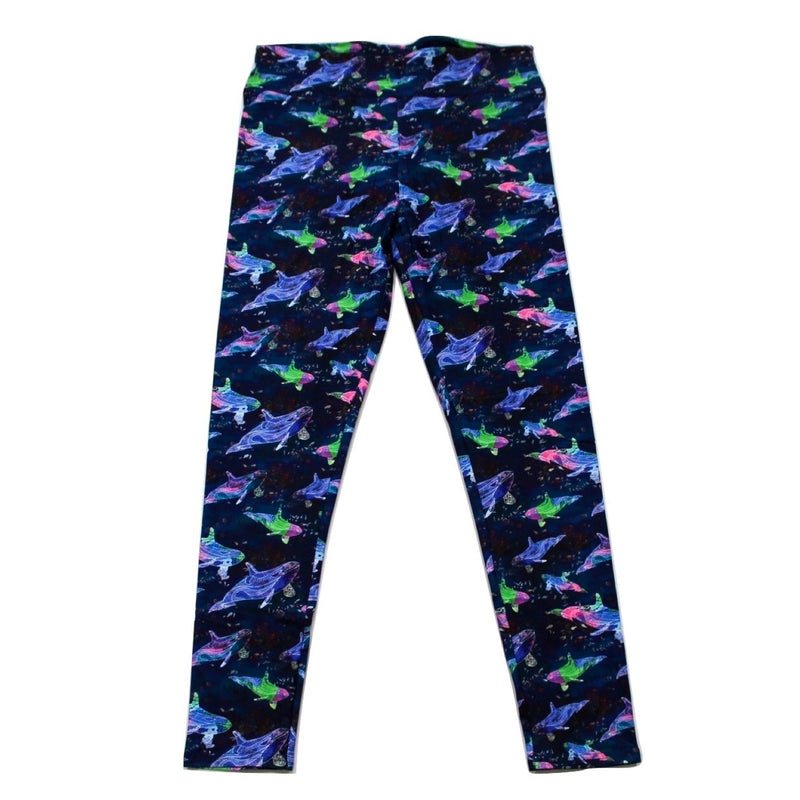 Whales full length legging NO pockets