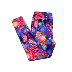 Jellyfish full length legging with pockets