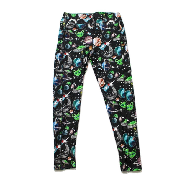 Area 51 full length legging with pockets