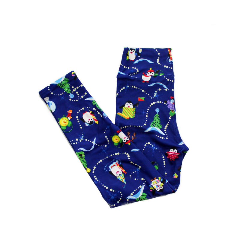 Holiday Penguins (kid sizes)