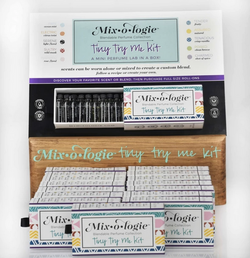Mixologie perfume tiny try-me kit