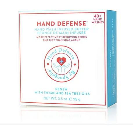 Hand Defense Hand Buffer
